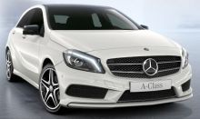 Mercedes Classe A 160 Fascination