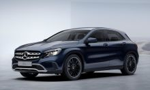 Mercedes Classe GLA 200 d Fascination 7G-DCT