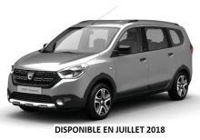 Dacia Lodgy 1.5 dCi 110ch Advance 7 places