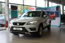 seat ateca 1 6 tdi 115 ch start stop xcellence prix consommation caract ristiques choisir. Black Bedroom Furniture Sets. Home Design Ideas