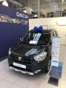 Dacia Lodgy 1.5 dCi 110ch Stepway 7 places