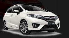 Honda Jazz 1.3 i-VTEC 102ch Exclusive