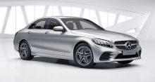 Mercedes Classe C 180 156ch AMG Line 9G-Tronic