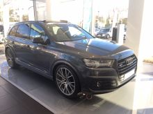Audi Q7 50 TDI 286ch S Edition quattro tiptronic 7 places