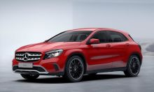 Mercedes Classe GLA 200 d 136ch Fascination 7G-DCT Euro6c
