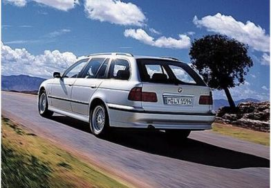 BMW SERIE 5 TOURING 525 tds : prix, consommation ...