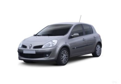 Renault Clio Iii 1 6 16v 110 Initiale Prix Consommation